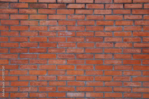 stary mur z cegły
