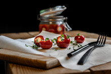 Marinated Small Red Peppers St...