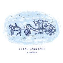 Sketchy London Royal Carriage ...