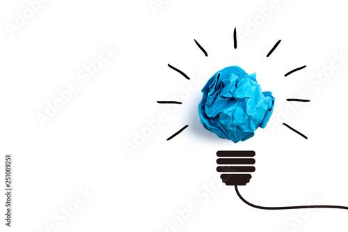 Kreatywny pomysł i koncepcja innowacji