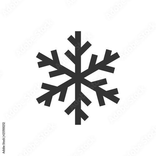 Fototapeta Winter Icon Series obraz na płótnie