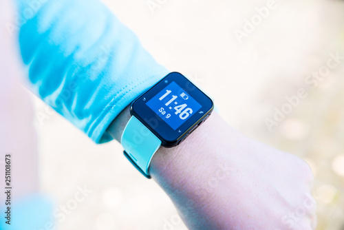 fitness tracker for a healthy lifestyle