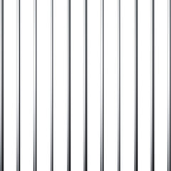 Prison grid. Metal cage. Vector illustration isolated on white background