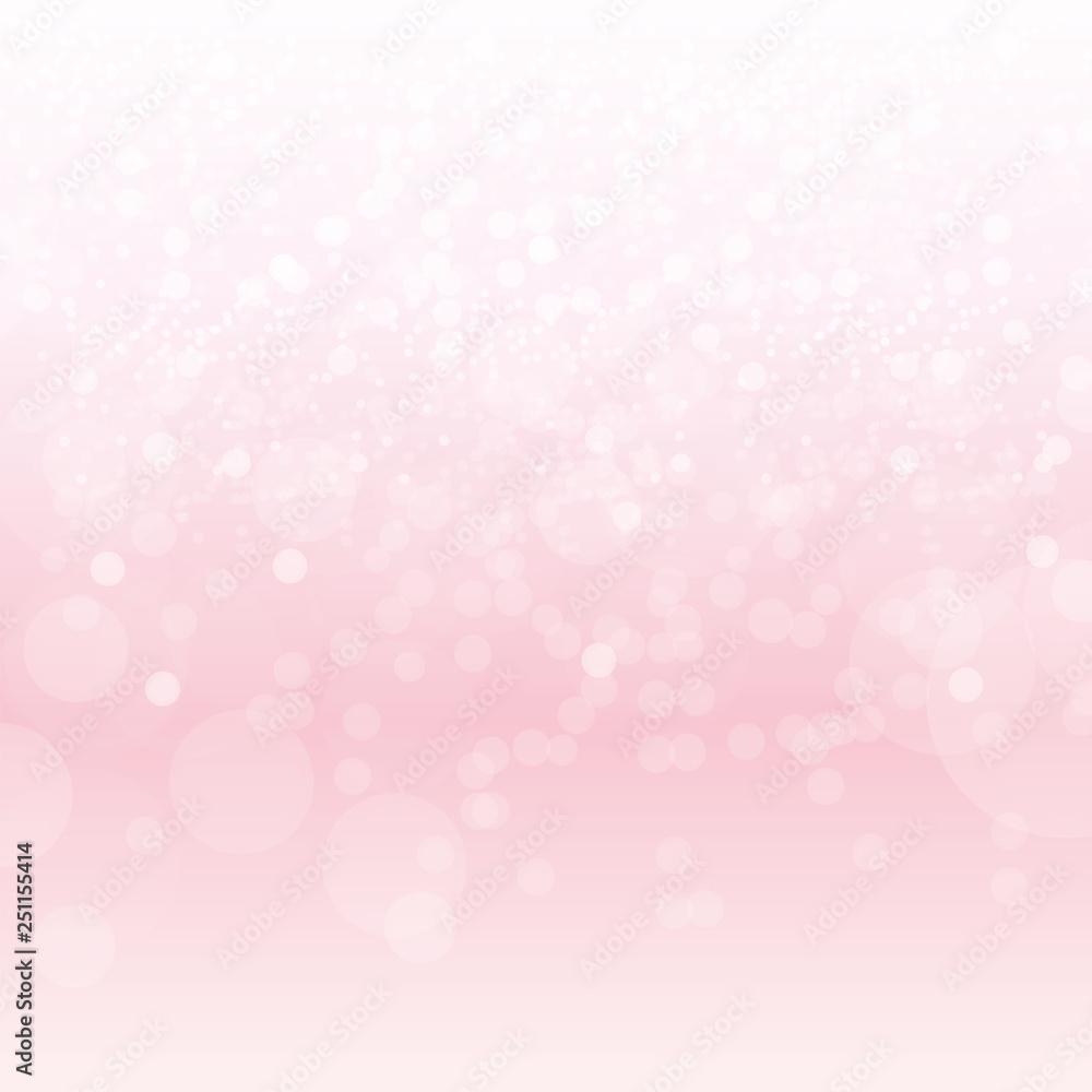Fototapety, obrazy: ホログラム キラキラ 背景 ピンク