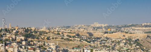 Fotografie, Obraz Jerusalel Old City