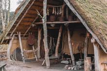 Stone Age Farmers House