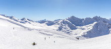 Panorama View From Ski Slope E...