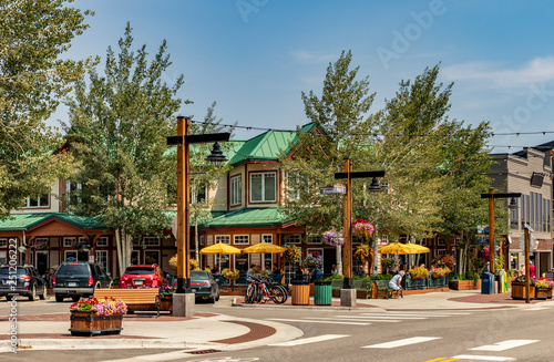 Valokuva  Main Street, Downtown Frisco, Colorado
