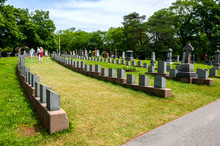 Fairview Lawn Cemetery Is A Final Resting Place For Victims Of The Titanic