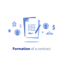 Application Form Composition, Contract Creation Service, Document Formation, Last Will, Prenup Terms Conditions, Divorce Property Separation, Settlement Agreement
