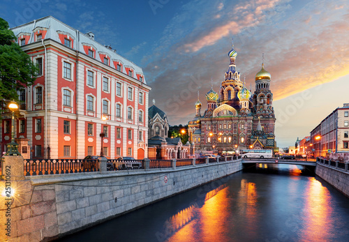 Foto  Church of the Resurrection (Savior on Spilled Blood)