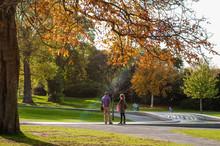 Diana Princess Of Wales Memorial Fountain' Hyde Park, London, Westminster, SW1