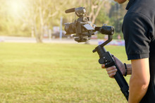 Professional Videographer With...