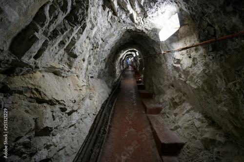 Photo  Rocky Tunnel
