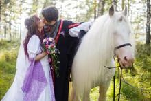 Fairy Tale Wedding Fairies And...