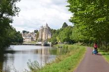 Josselin, Le Canal De Nantes