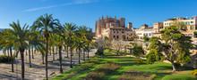 Palma De Mallorca - The Cathed...