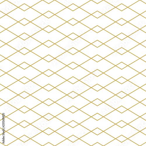 bezszwowy-liniowy-geometryczny-wektorowy-wzor-z-z-przeplotem-zygzakowatymi-liniami-w-zlocie