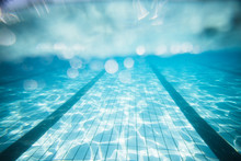 Wide Angle Underwater Photo In...