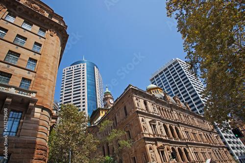 Fotografia, Obraz  Immeubles ville d'Australie Sydney