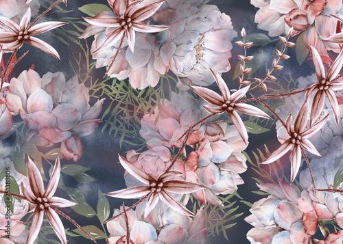 do-sypialni-kompozycja-kwaitow-rozy-na-niebieskim