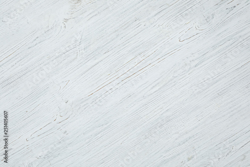 Fotografía  Texture of wooden surface as background, top view