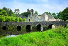 Medieval Desmond Castle, Irela...