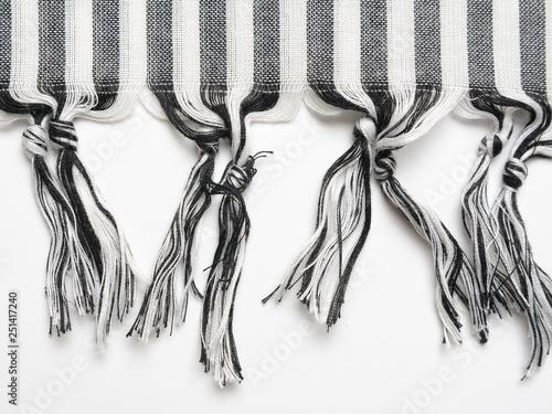 Fotografie, Obraz  fringe fabric