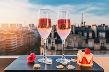Paris Luxury Lifestyle. Pink C...