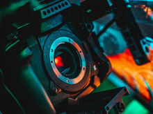 Micro Four Thirds Camera Sensor