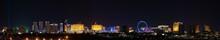 Ultrawide Las Vegas City Light...