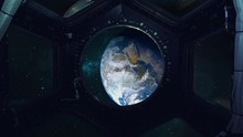 Beautiful Planet Earth From Sp...