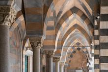 Duomo Di Amalfi, La Cattedrale Di Sant'Andrea, Italy