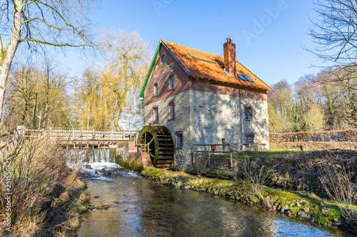 Wassermühle Fototapeta