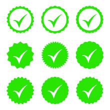 Approved Icon. Profile Verific...