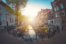 Amsterdam Is Autumn.