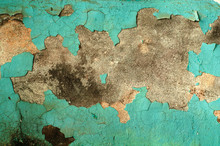 Horizontal Background Of Old D...