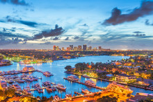 Fort Lauderdale, Florida, USA ...