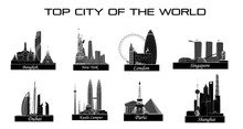Top Cities In The World Such A...