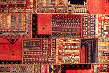 Turkish Carpet Patchwork Handm...