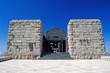 Njegoš-Mausoleum auf der Jezerski Vrh / Lovćen - Montenegro