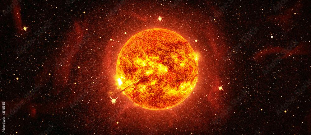 Fototapety, obrazy: sun