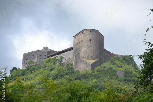 Fototapeta Citadelle Laferière Haiti