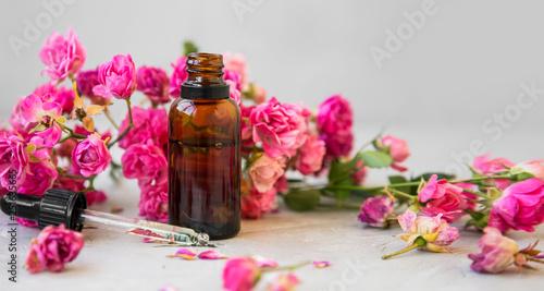 Obraz na plátně Rose oil