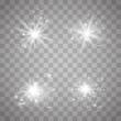 Set glow light effect