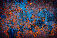 Rusted Metal Texture For Backg...