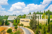 Yad Vashem Memorial In Jerusal...