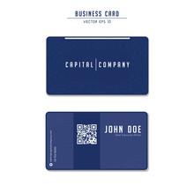 Capital Company Blue Modern Te...