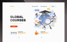 Global Courses Web Header Temp...