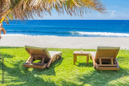 Plaża Boucan, wyspa Reunion